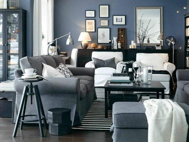 Die besten 25+ Schiefer blaue Wände Ideen auf Pinterest Dunkel - kuche blaue wande