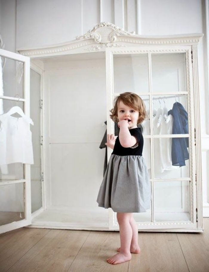 Child Sized Armoire