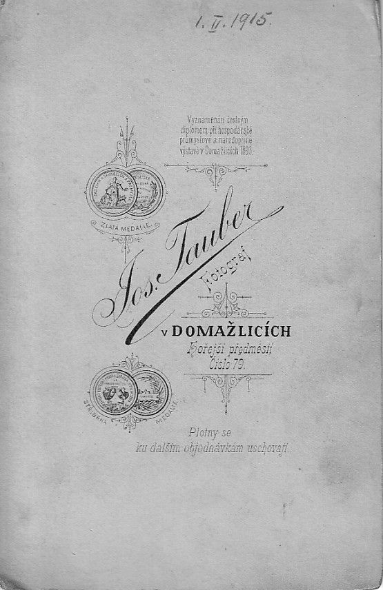 Domažlice / Taus, Tauber