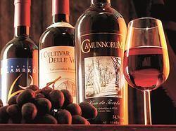 Assaporare un bicchiere di storia: il vino nelle Alpi (Italian wine)