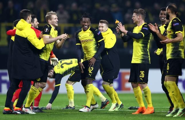 Chelsea FC news: Michy Batshuayi hits back over Blues treatment and says he feels trusted by Borussia Dortmund | Bible Of Sport