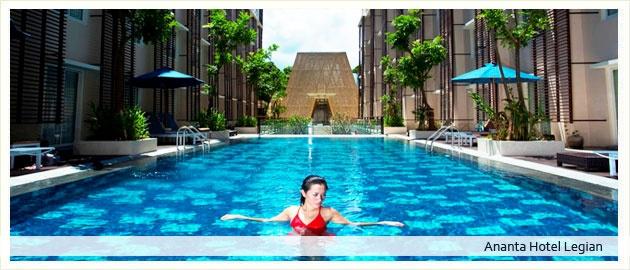 Ananta Legian Hotel Bali