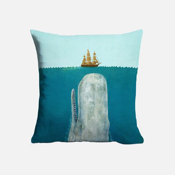 Superbalist Cushions - The Whale Cushion