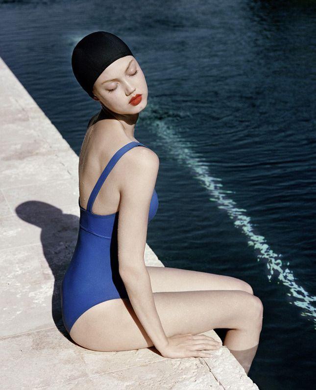 Роскошное белье, домашняя одежда и купальники французской марки Eres можно будет купить на Net-a-Porter