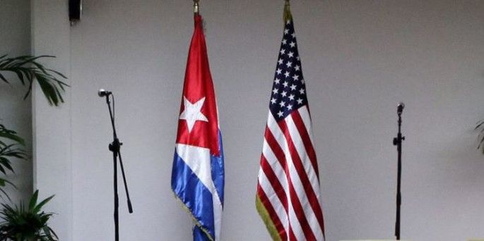 La bandera Imperialista de EE.UU ya se izó en Cuba - Notes Report