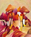 Fairy Like I Kunst van Gisela Funke