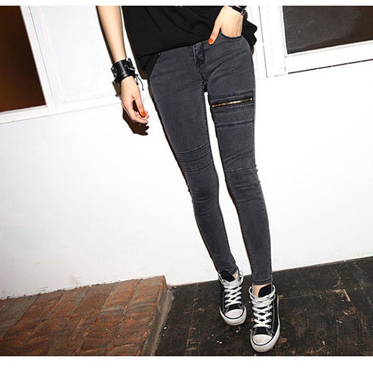 Best 25  Dark grey jeans ideas on Pinterest | 70s inspired fashion ...