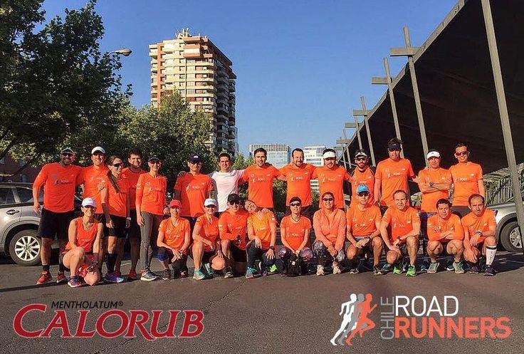 Últimos 15k antes de los Maratón de Buenos Aires y Amsterdam #Calorub auspiciador oficial
