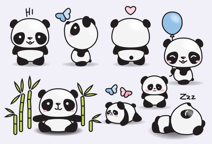 High quality vector clipart. Cute pandas vector clip art. Perfect for creating greeting cards,invitations and stationery, decorating your blog or website, designing posters and room decor for children or babies. Can be used for digital or print. Great for baby foom decor, gift cards and wrapping paper, scrapbooking and blogs or websites.  These high quality vector elements come in a fully editable illustrator file as well as pngs with blank backgrounds as well as jpegs. You can easily design…