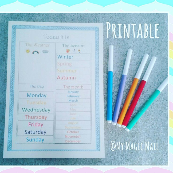 Reward chart , Colourful weather chart, daily chart, chart for children, routine chart, reward chart, educational chart, days of the week by MyMagicMail on Etsy https://www.etsy.com/uk/listing/512265723/reward-chart-colourful-weather-chart