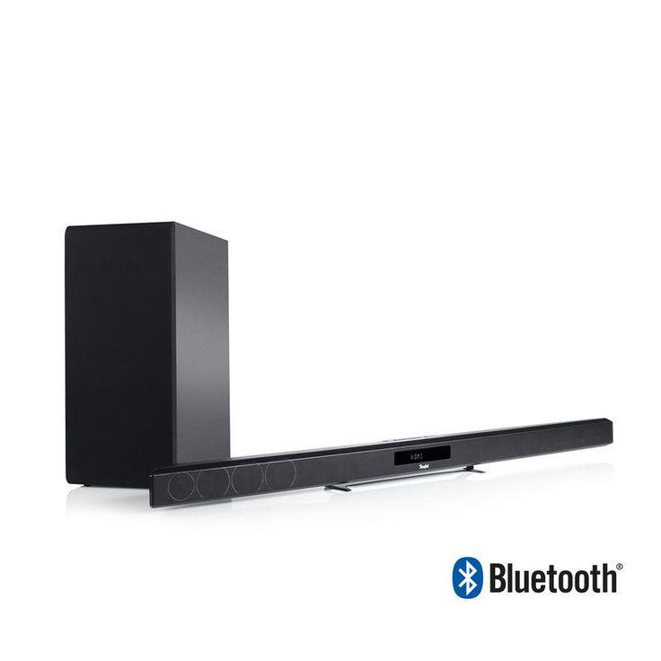 """Cinebar 11 """"2.1-Set"""" jetzt kaufen! Schlanker Soundbar mit kabellosem, starkem 90-Watt-Subwoofer (größter seiner Klasse) ✔ HDMI, Bluetooth, NFC, optischer & analoger Eingang für beste Konnektivität! Dolby- und DTS-Decoding sowie Virtual Surround Algorithmus für räumliches Klangerleben"""