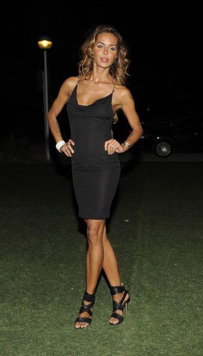 Nina Moric in Miami. | MySoBe.com ®