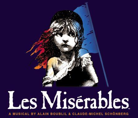 "Victor Hugo's stunning masterpiece ""Les Miserables."""