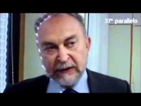 Senatore Antonio d'Alì - Intervista progetto Erasmus Università di Trapani. D'Alì discute delle opportunità per gli studenti.