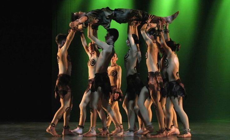 Na Světový den divadla pro děti a mládež uvede TCP inscenaci Tanec pralesa