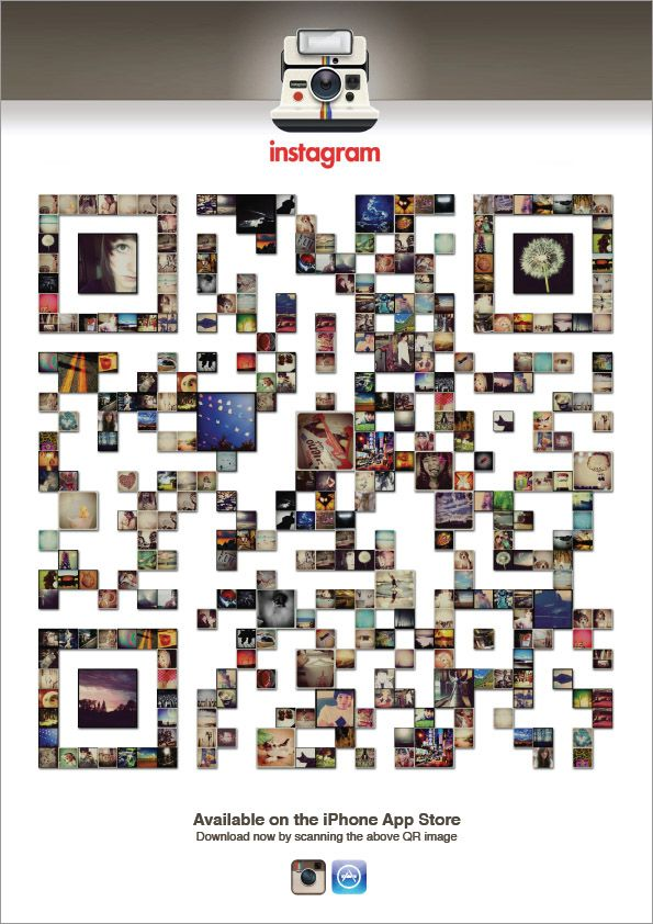 Creative brand integration with the use of a QR Code!: App Ads, Qr Codes, Codes Masakiryuji, Qrcode, Graphics Design, Ads Art, App Stores, Prints Ads, Apples Itunes