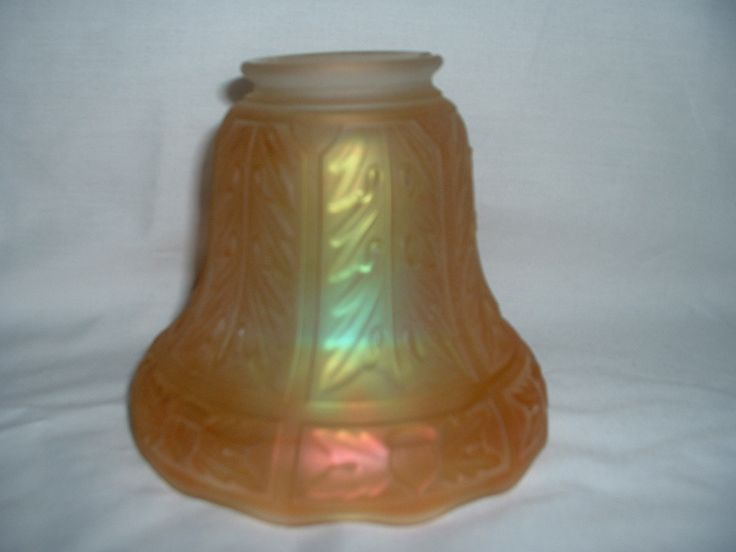 Antique Glassware | Vintage Glass Shades - Vintage Replacement Glass Lamp Shades for your ...