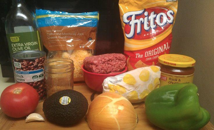 Taco Casserole Recipe | Budget Savvy Diva: Recipes Casseroles, Casseroles Recipes, Fun Recipes, Recipes Food, Tacos Casseroles, Yummy Food, Taco Casserole, Favorite Recipes, Casserole Recipes