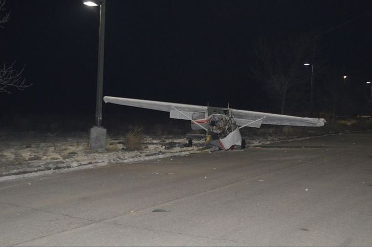 One man was hospitalized after he crashed his small airplane in Nampa Monday night. The crash happened at about 9 p.m. in the area of East Terra Linda Way and Selland Way, just south of the College of Western Idaho campus in Nampa.