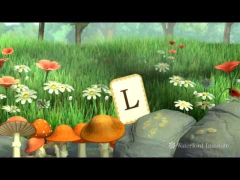 One of the best Alphabet song's I have come across.