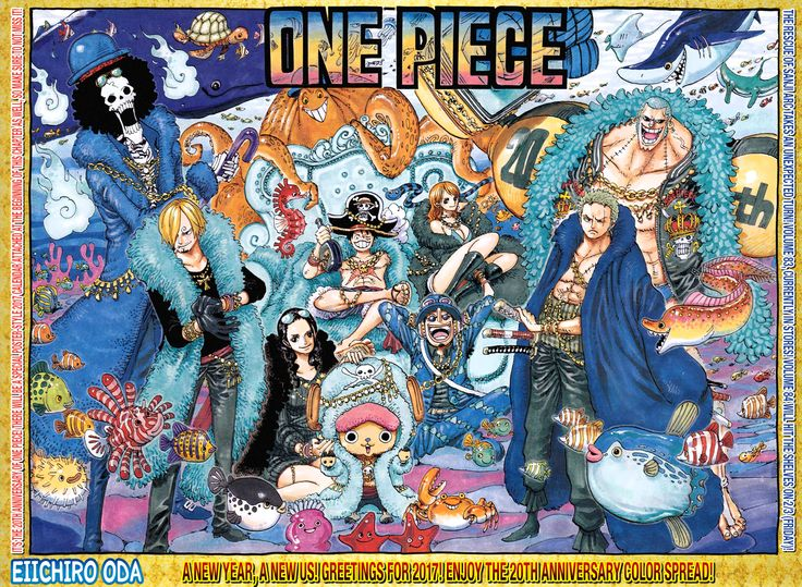 One Piece 851 - Page 3 - Manga Stream