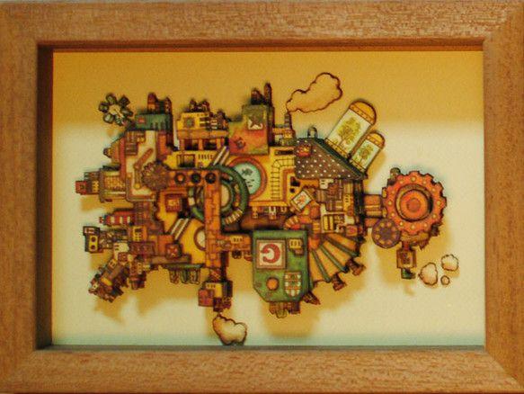 三次元BOX 「ガジェットプラネット」