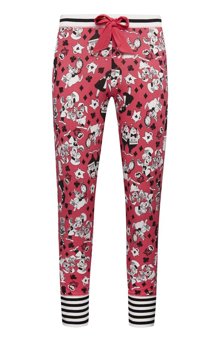Primark - Pantaloni pigiama Alice