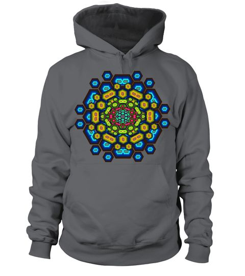 "# Hoodie Space Hexagon II .  Special Offer, not available anywhere else!psychedelic design by Anditronikvisit my store for this and more psychedelic designs .Available in a variety of styles and colorsSecured payment via Visa / Mastercard / Amex / PayPalHow to place an order Choose the model from the drop-down menu Click on ""Jetzt bestellen"" Choose the size and the quantity Add your delivery address and bank details And that's it!"