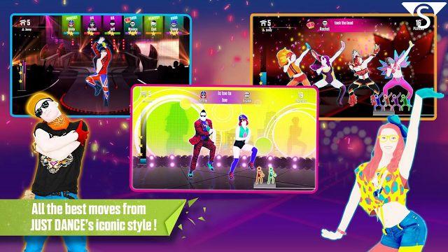 http://www.siberman.org/2014/09/just-dance-now-android-apk-indir.html  Just Dance Now, android telefonlarınız da veya tabletleriniz de eğlenceli vakit geçirmenizi sağlayacak dans etme oyunu. Dünya da çok sevilen oyun olan Just Dance Now artık android cihazlarınızda oynayabilirsiniz. Üstelik hiçbir ücret ödemeden indirip oynayabileceksiniz. İlk olarak müzik seçiyor ve ekranda dans eden karakterleri takip ederek onların yaptıklarını yapmaya çalışıyorsunuz.