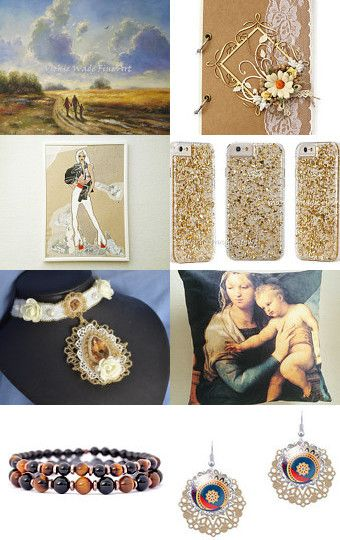 CLOSE TO THE NATURE by Rossi on Etsy--Pinned with TreasuryPin.com