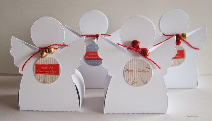 Projekt mit Ferrero - Rocher-Engel
