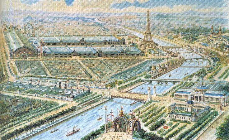 Galerie des Machines, Paris 1889 , http://edwige.roland.pagesperso-orange.fr/controle/expo/expos.html