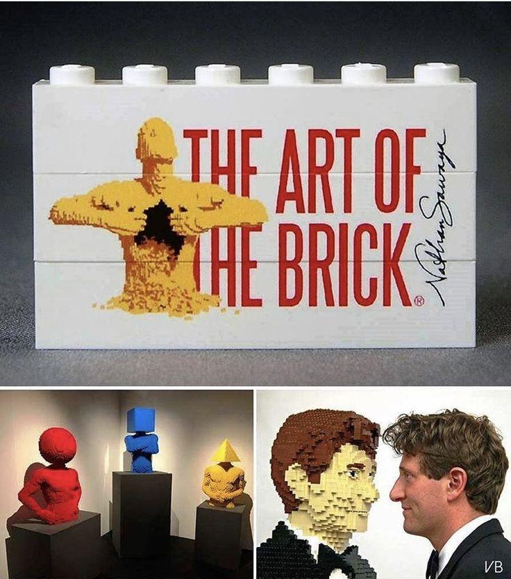 SAVE THE DATE.. THE ART OF THE BRICK, I sogni si realizzano.. un mattoncino alla volta! READ MORE on BNDThings.blogspot.com..