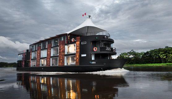 I like it. What is it? A house? A ship?