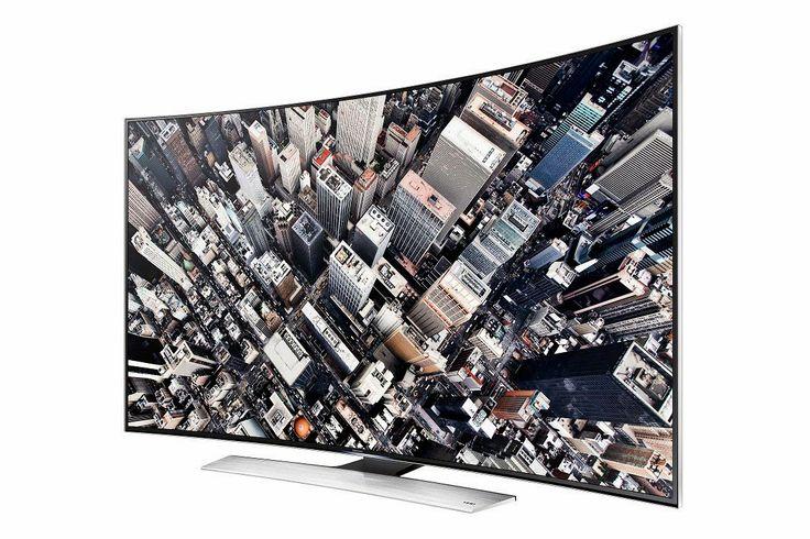 Fantechnology: Samsung presenta il nuovo HU8500 UHD TV curvo