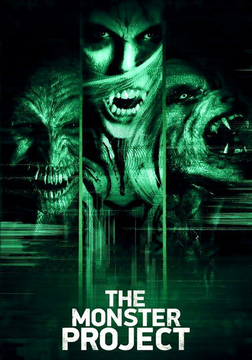 Watch The Monster Project (2017) Full Movie Online Free