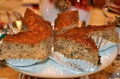 Karidopita is a moist and flavorful Greek walnut cake that is flavored with cinnamon and bathed in sweet syrup.