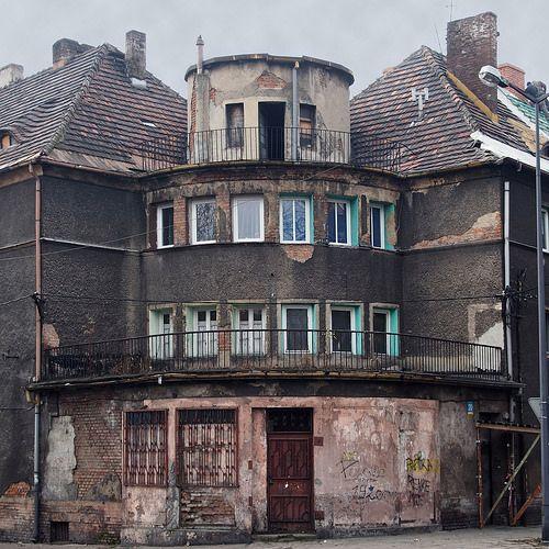 ~ Кооs Fernhout - Developer's dream. Bytom, Poland via Flickr