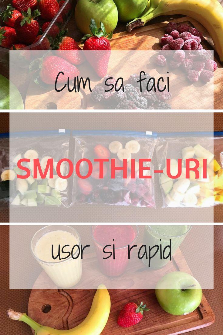 Smoothie - usor si rapid. Retete smoothie rapide. Este o metodă perfectă pentru toți cei care nu au timp dimineața de curățat fructe, tăiat cubulețe sau făcut ordine după, dar totuși vor să se bucure de un mic dejun sănătos. Click pentru detalii