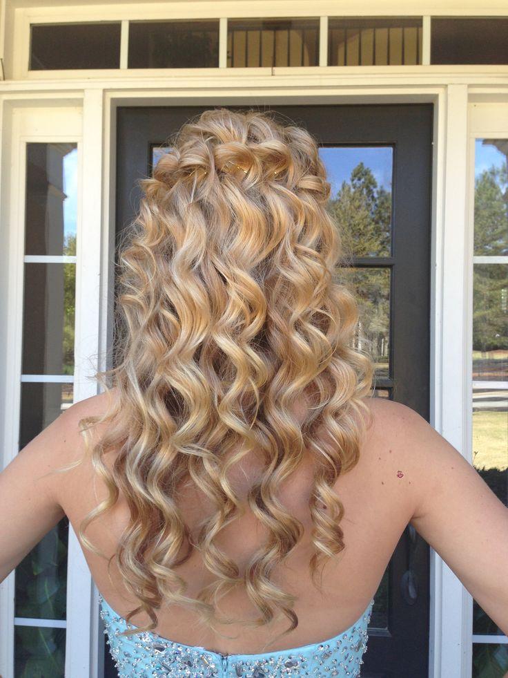 Madison's prom hair 2013