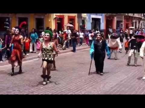 Danza del Torito de Silao - Fiesta de San Antonio de Padua Guanajuato 2014 - YouTube
