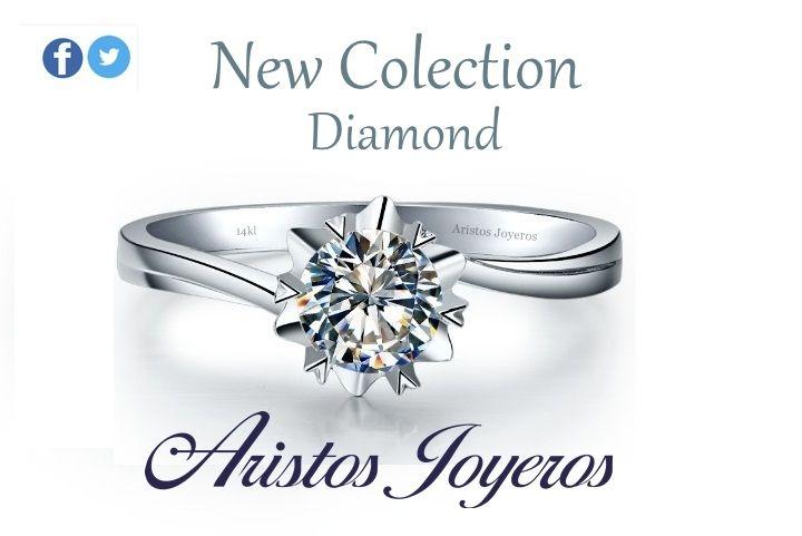 Nueva colección de diamantes, diseños únicos y exclusivos!! #Anillos #Elegancia #Compromiso #Amor #Estilo #Diseño