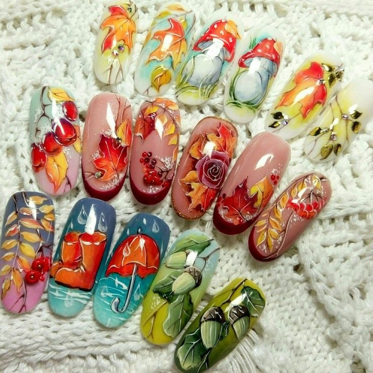 115 best Nail Art 2017 images on Pinterest