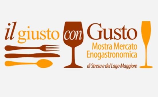 """""""Il Giusto con Gusto"""" in Stresa... a fair to be """"eat""""!"""