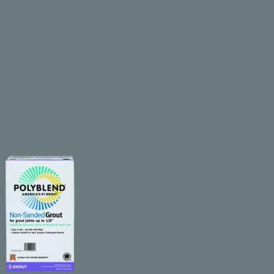 Custom Building Products Polyblend #165 Delorean Gray 10 lb. Non-Sanded Grout-PBG16510 at The Home Depot