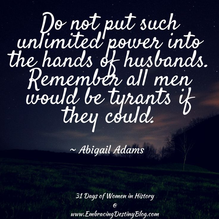 abigail adams use of persuasive language Akers, charles w abigail adams: an american woman new york: addison wesley longman, inc 2000 219 pages i must admit that before reading abigail adams' biography, written by charles wakers, i thought abigail adams was just another wife of o.