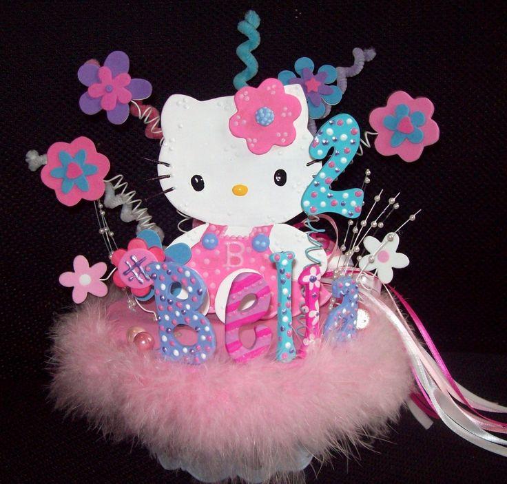 130 best Childs Birthday Theme Hello Kitty images on Pinterest