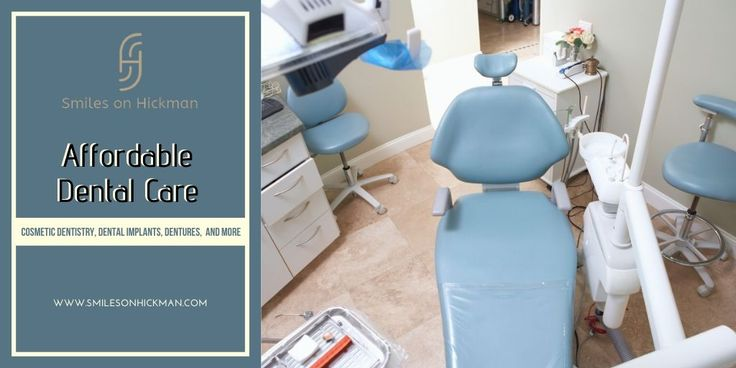 Get affordable dental solution with smiles on hickman in
