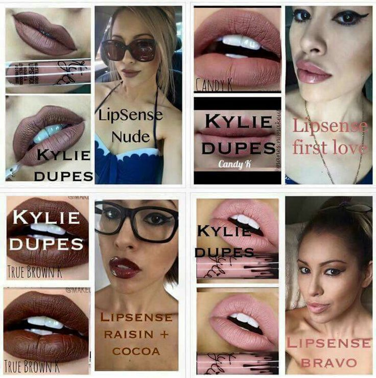 You Don't need the Overpriced Kylie Lip Kits when LipSense will last you all day! Visit my Online Store at www.GetLippyWithStephanie.com and order today. Independent Distributor# 206089  I ship throughout the US and to all military addresses!