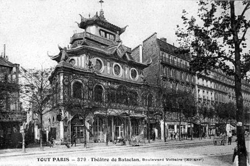 Le Bataclan - Paris